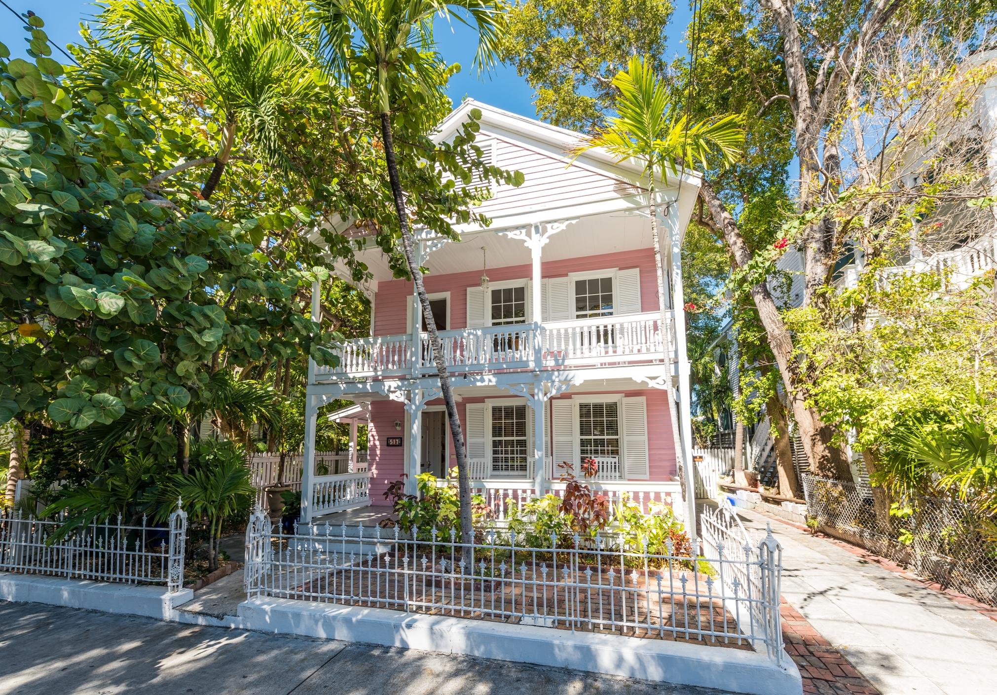 Key West Vacation Home Rental - William Skelton House