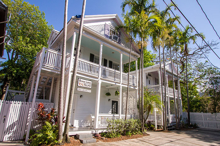 Key West Vacation Rentals - Rose Lane Villas